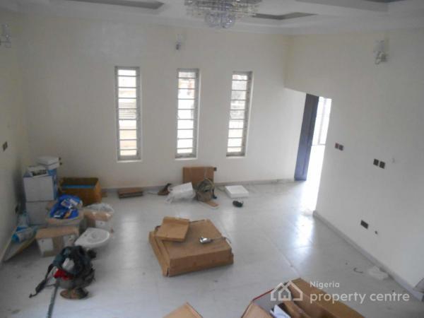 4 Bedroom Fully Detached Duplex, Lekky Palm Estate, Ajah, Lagos, Detached Duplex for Sale