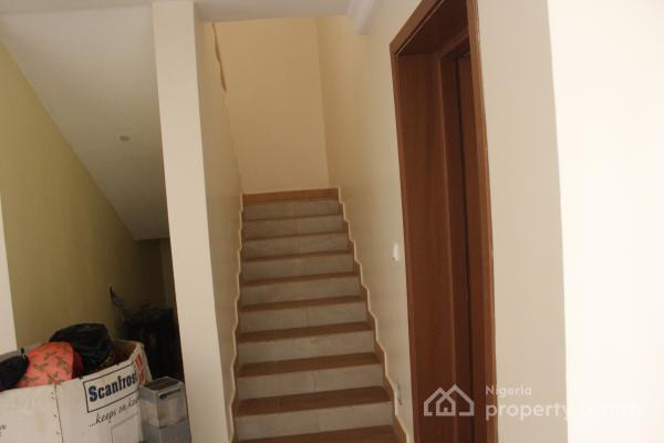 4 Bedroom Semi Detached House with 2 Room Bq at Victory Park Estate -n85m, Victory Park Estate, Lekki, Lagos, Semi-detached Duplex for Sale