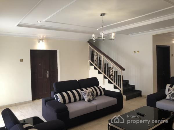 Well Furnished 4 Bedroom Flat, Mike Inegbese Close, Victoria Island (vi), Lagos, Flat Short Let
