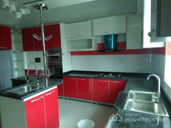 Duplex Mansion + Swimming Pool, Megamound Avenue, Ikota Villa Estate, Lekki, Lagos, Detached Duplex for Sale