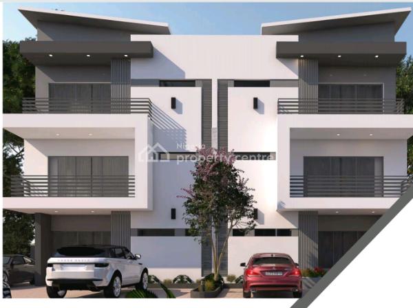 5 Bedroom +1 Room Bq, Off Linda Chalker Street, Asokoro District, Abuja, Semi-detached Duplex for Sale