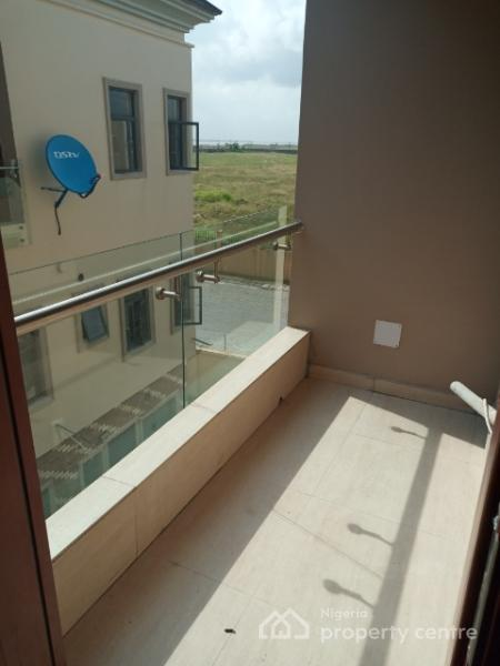 Fully Serviced Luxury 4 Bedroom Terrace Duplex, Femi Okunnu Way, Osapa, Lekki, Lagos, Terraced Duplex for Rent