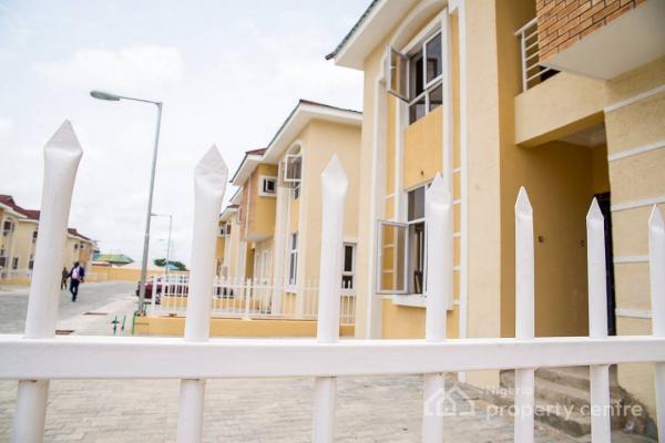 Brand New 4 Bedroom Luxury Semi-detached Duplex with a Domestic Quarters, Alperton Court By Cardogan, Lekki, Lagos, Semi-detached Duplex for Sale