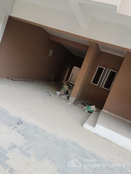 Luxury 5 Bedroom Terrace Building with Inbuilt 2 Car Garage Space per Unit and a Bq, Oral Estate By Oando Filling Station, After Conservation Toll Gate, Lekki Phase 2, Lekki, Lagos, Terraced Duplex for Sale