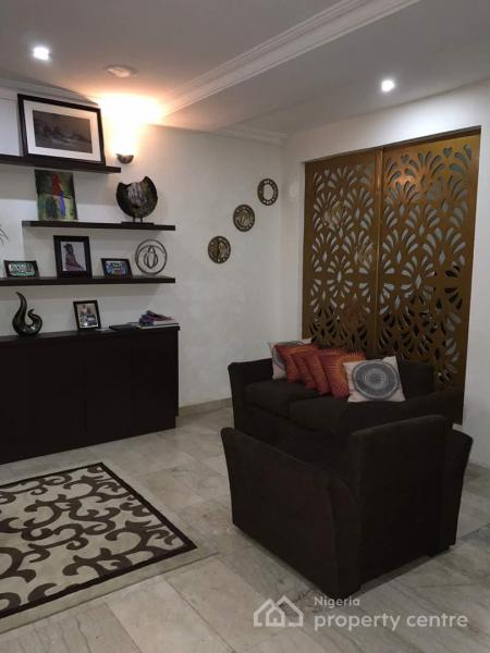 a Tastefully Finished, Furnished and Serviced 4 Bedroom Terrace Duplex, Jabi, Abuja, Terraced Duplex for Rent