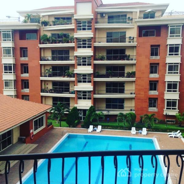Executive 2 Bedroom Penthouse, 3 & 4 Bedroom Flats, Central Ikoyi, Ikoyi, Lagos, Flat for Rent