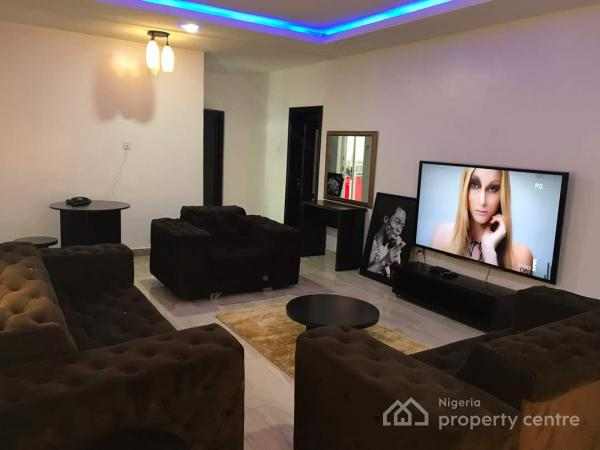 2 Bedroom Furnished Apartment  with a Room Bq, Lekki Phase 1, Lekki Phase 1, Lekki, Lagos, Flat Short Let