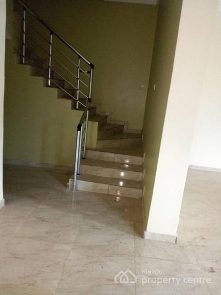 Brand New 4 Bedroom Semi Detached House with a Room Bq, Lagos Business School, Olokonla, Ajah, Lagos, Semi-detached Duplex for Sale