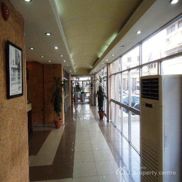 Grade a Open Plan Office, Broad Street, Lagos Island, Lagos, Office Space for Rent