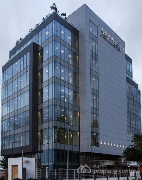 Leasing: Grade a Open Plan Office at Banana Island, Banana Island, Ikoyi, Lagos, Office Space for Rent