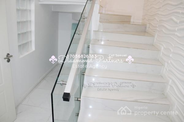 5 Bedroom Semi Detached Duplex, Idado, Lekki, Lagos, Semi-detached Duplex for Sale