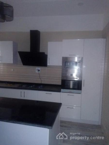 4 Bedroom Detached Duplex with a Room Bq, Devine Home Gra Thomas Estate Ajah Lekki Lagos, Thomas Estate, Ajah, Lagos, Detached Duplex for Sale