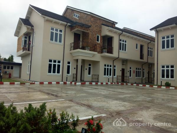 Well Located, Fully Furnished and Serviced 2 Bedroom Apartment at Osongama Housing Estate, Uyo, Akwa Ibom State., Osongama Housing Estate, Uyo, Akwa Ibom, Flat Short Let