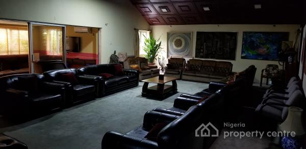Super Executive  6 Bedrooms Mansion with 15 Suites Guest House, Awuse Estate, Opebi, Ikeja, Lagos, House for Sale