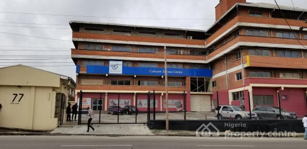 5 Storey Commercial Office Complex  Measuring 5000 Square Meters, Directly on Opebi Road, Opebi, Ikeja, Lagos, Office Space for Sale
