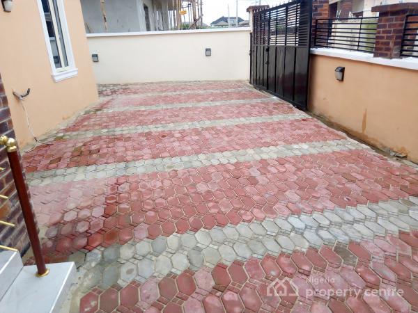 My Beautiful 3 Bedroom Bungalow with B/q, Divine Home Estate, Thomas Estate, Ajah, Lagos, Detached Bungalow for Sale