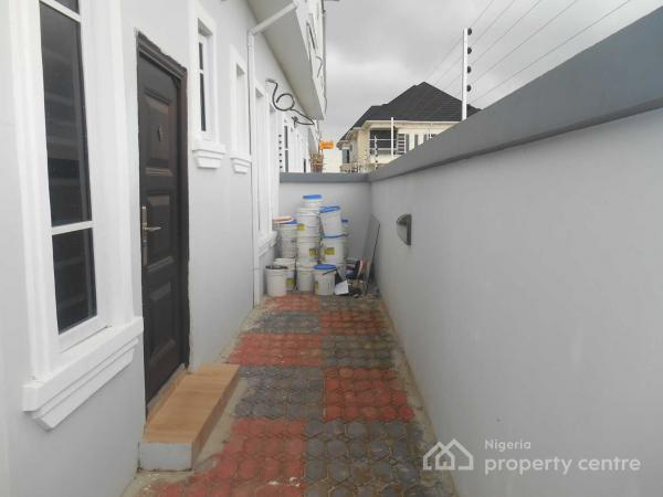 Newly Built 4 Bedroom Semi Detached Duplex, Lekky Palm Estate, Ajah, Lagos, Semi-detached Duplex for Sale