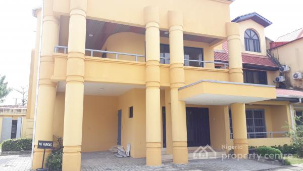 Newly Renovated 4 Bedroom Terrace Duplex, Parkview, Ikoyi, Lagos, Terraced Duplex for Rent