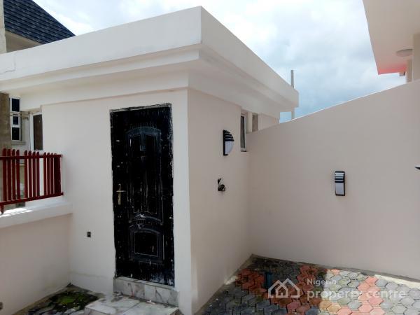 Uniquely Built 4 Bedroom Semi Detached Duplex with B/q, Divine Home Estate, Thomas Estate, Ajah, Lagos, Semi-detached Duplex for Sale