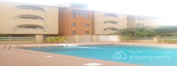 3 Bedroom Luxury Flats with Swimming Pool Code Visland, Glover Road, Old Ikoyi, Ikoyi, Lagos, Flat for Rent