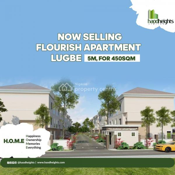 Affordable and Buildable Plots at Flourish Apartment, Flourish Apartment, By Oasis International School, Lugbe District, Abuja, Land for Sale