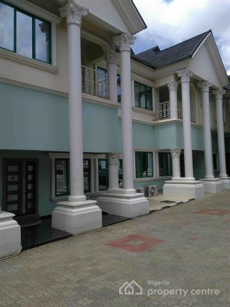4 Units of 4 Bedrooms Terraced Duplexes with Bq, Maitama District, Abuja, Terraced Duplex for Sale
