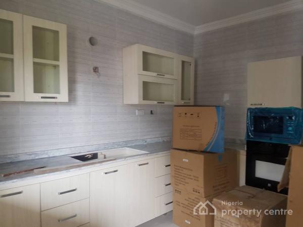 Luxury 4 Bedroom Terrace Duplex, By Chevron Toll Gate, Lekki, Lagos, Terraced Duplex for Sale