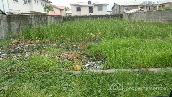 Water Front 4600 Sqm, Osborne Phase 1, Osborne, Ikoyi, Lagos, Mixed-use Land for Sale