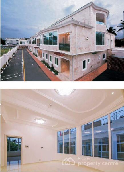 Incredible Offer 4 Bedroom Terrace, Ikoyi, Lagos, Terraced Duplex for Rent