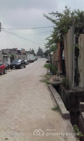 Dry Full Plot of Land, Mende, Maryland, Lagos, Mixed-use Land for Sale