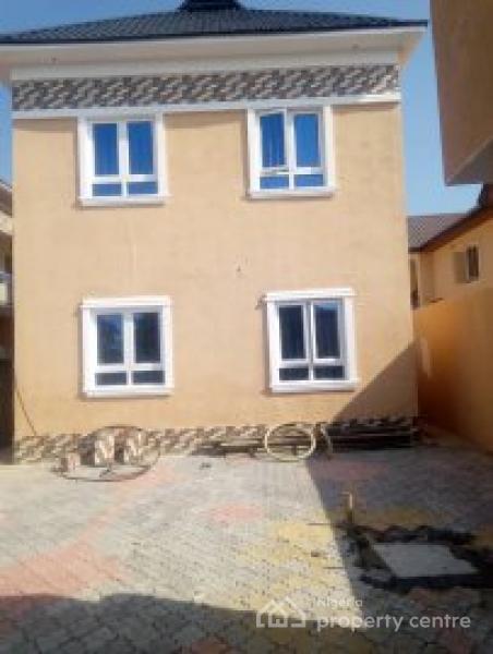 Newly Built 2 Bedroom Flat, Mobil Road, Ilaje, Ajah, Lagos, Flat for Rent