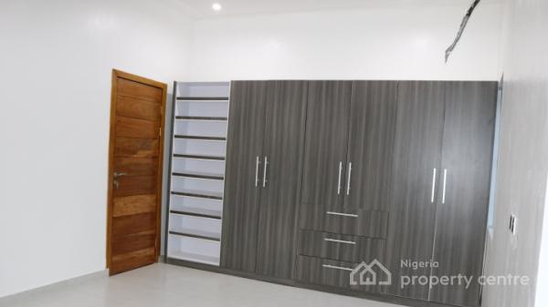 Luxury New Development Tastefully Finished with Bq, Ikota Villa Estate, Lekki, Lagos, Detached Duplex for Sale