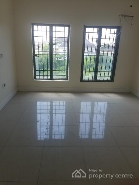 4 Bedroom Terrace Duplex with Swimming Pool, Gym House and a Family Lounge in a Serene Environment, Osborne Phase 2, Osborne, Ikoyi, Lagos, Terraced Duplex for Sale
