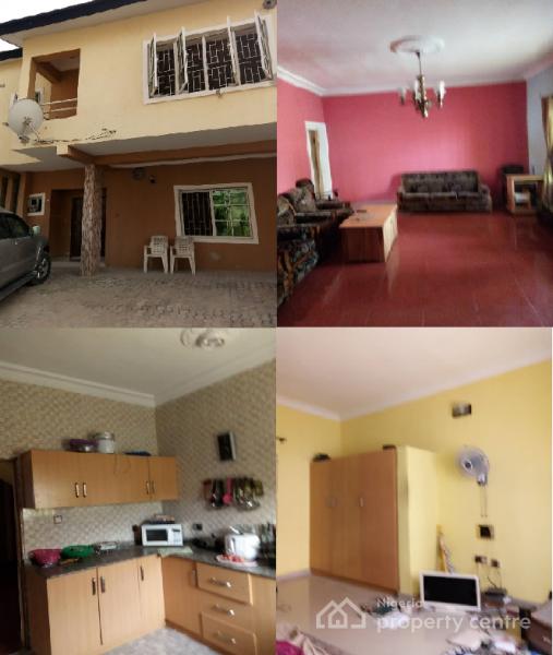 Furnished Four Bedroom Terrace Duplex with One Bq, By Lagos Business School, Lekki Gardens Estate, Ajah, Lagos, Terraced Duplex for Sale