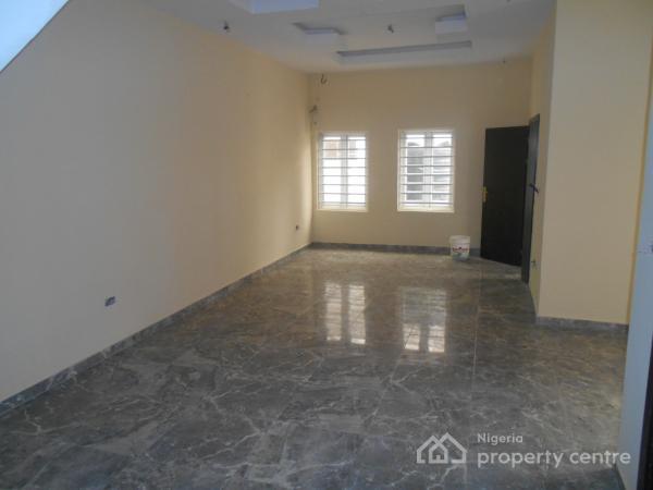 Luxury 4 Bedroom Semi Detached Duplex with Excellent Facilities, Chevron Road, Chevy View Estate, Lekki, Lagos, Semi-detached Duplex for Sale
