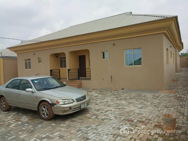 Newly Built 2 Bedroom Flat, Hil Top Estate, Radio, Ikorodu, Lagos, Flat for Rent