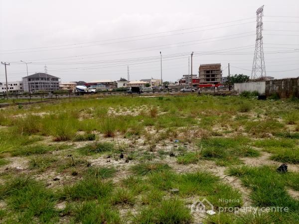C of O Dry Land Facing an Expressway, Marwa Bus Stop, Lekki Phase 1, Lekki, Lagos, Commercial Land for Sale