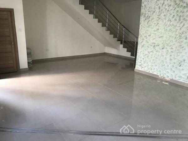 4 Bedroom Duplex with a Bq, Idado, Lekki, Lagos, Semi-detached Duplex for Sale