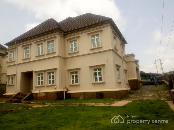 Newly Built Still Under Construction 90% Completed 5 Bedrooms Detached Duplex, Asokoro Extension, Asokoro District, Abuja, Detached Duplex for Sale