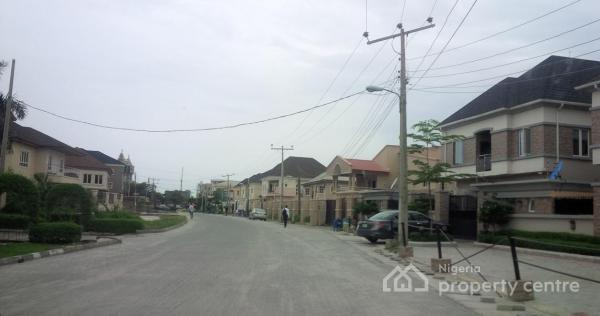 Luxuriously Finished 4 Bedroom Fully Detached Duplex, Chevy View Estate, Lekki, Lagos, Detached Duplex for Sale