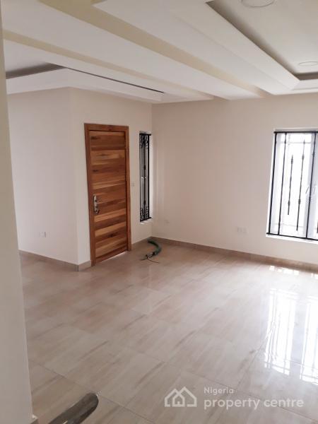 Newly Built 4 Bedroom Townhouse for Rent @ Lekki (elf), Elf, Lekki, Lagos, Terraced Duplex for Rent
