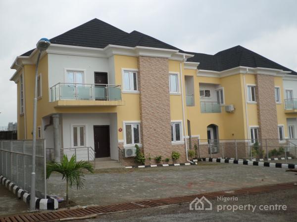 4 Bedrooms+bq, Kado, Abuja, Semi-detached Duplex for Rent