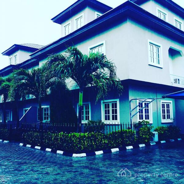 Brand New Water Front  Semi Detached House for Sale in Lekki, Lekki, Lekki, Lagos, House for Sale