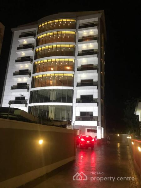 a Building with 7 Floors and Penthouse on 1300sqm Land in Victoria Island, Victoria Island, Victoria Island (vi), Lagos, Office Space for Sale