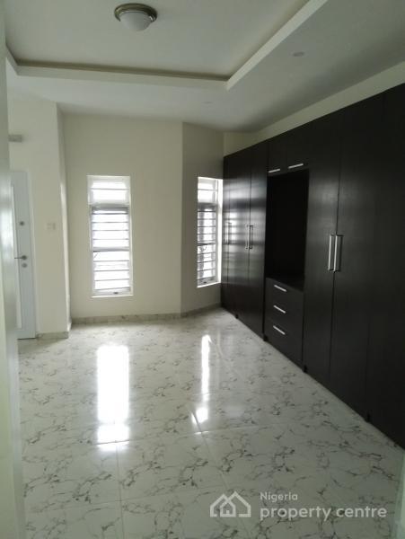a Unique 5 Bedroom 1 Bq House, Westend Estate, Ikota Villa Estate, Lekki, Lagos, Detached Duplex for Sale
