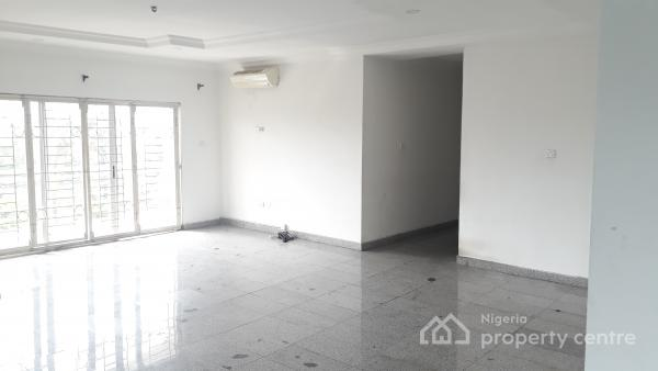 Nicely Built 3 Bedroom Flat, Parkview, Ikoyi, Lagos, Flat for Rent