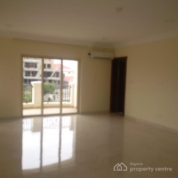 Luxury Three Bedrooms Apartment, Banana Island, Ikoyi, Lagos, Flat for Rent