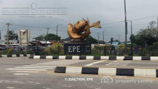 Affordable Plots of Lands, Bethel Gardens 1, Yewa Road, Off Epe-ijebu Ode Road, Poka Junction, Imokun, Epe, Lagos, Mixed-use Land for Sale