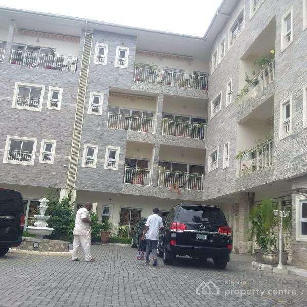 Furnished Two Bedrooms Apartment, Banana Island, Ikoyi, Lagos, Flat for Rent