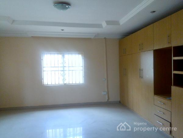 Serviced and Tastefully Finished 4 Bedroom Terraced House with a Room Servant Quarters Within an Estate, Wuye, Abuja, Semi-detached Duplex for Rent